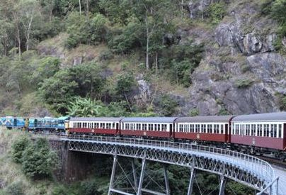 Kuranda Scenic Train - Stay At Port Douglas Beach House - Port Douglas Holiday Accommodation